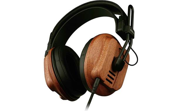 Fostex T60RP African mahogany wood earcups offer a pure, natural sound