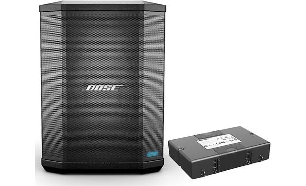 Bose® S1 Pro portable PA system with rechargeable battery