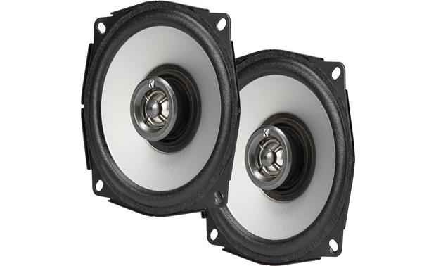Kicker 42PSC654 Add big sound to your bike with these weatherproof speakers