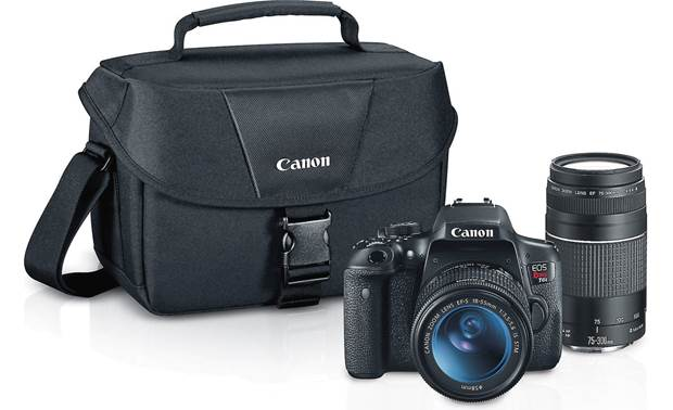 Canon T6i Two Zoom Lens Kit