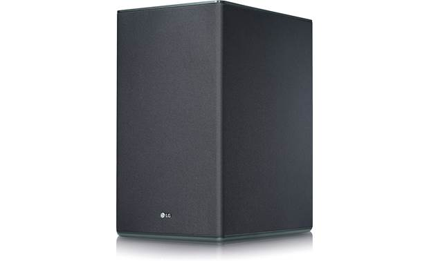 LG SK9Y Subwoofer is wireless for flexible placement