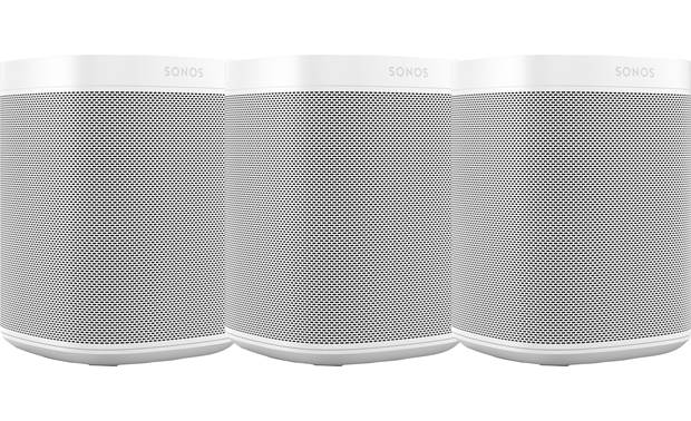 Sonos One (3-pack) 3 White