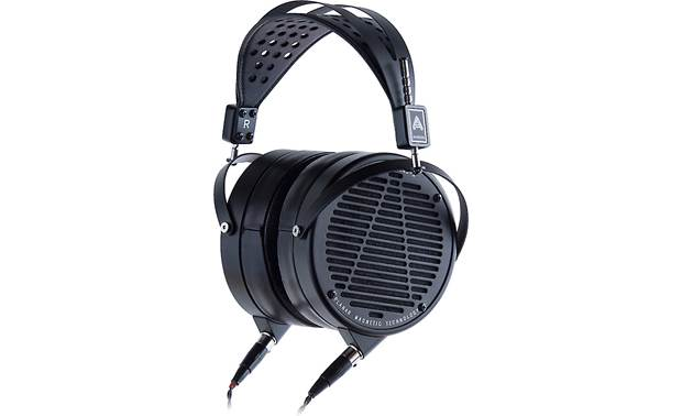 Audeze LCD-X Music Creator Package Large over-the-ear headphones that deliver accurate sound across a wide-frequency range