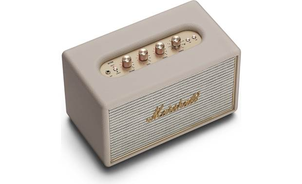 Marshall Acton Multi-room Cream - left top