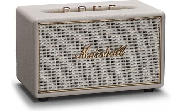 Marshall Acton Multi-room Cream - left front