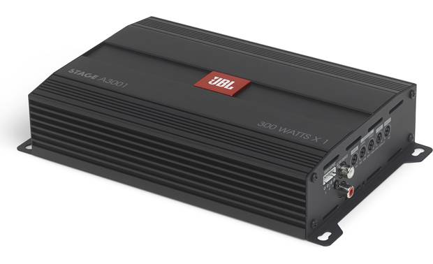 JBL Stage A3001 Mono subwoofer amplifier — 300 watts RMS x 1