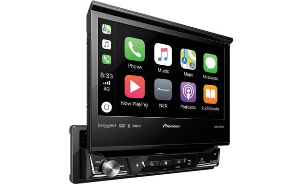Pioneer AVH-3400NEX Apple CarPlay