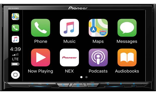 Pioneer AVH-W4400NEX Apple CarPlay