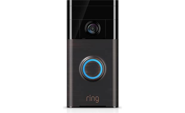 Ring Video Doorbell Front