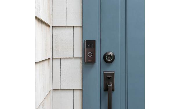 Ring Video Doorbell Match your video doorbell to your hardware
