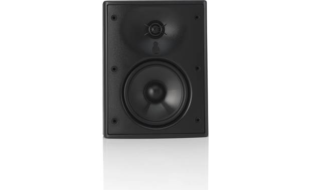 "Revel M55XC 5-1/4"" carbon-infused poly cone woofer with 1"" aluminum dome tweeter"