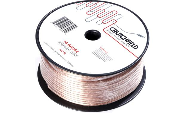 Speaker wire how to choose the right gauge and type crutchfield speaker wire greentooth Images
