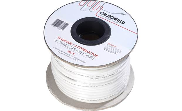 Crutchfield In-wall Speaker Wire