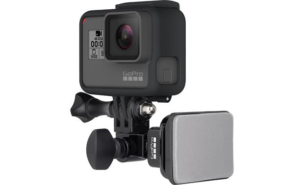 GoPro Helmet Front and Side Mount Front (camera not included)