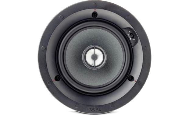 Focal 100 ICW 5 Shown with grille removed