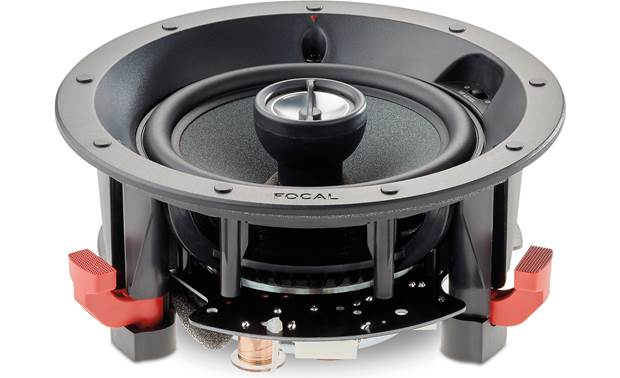 Focal 100 ICW 5 Shown from side with grille removed