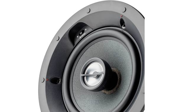 Focal 100 ICW 5 Close-up view of tweeter