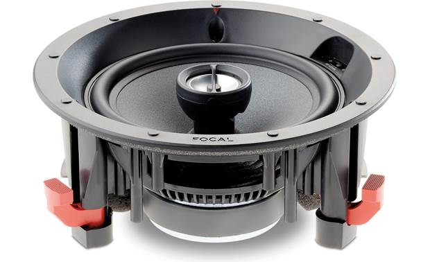 Focal 100 ICW 6 Shown with grille removed