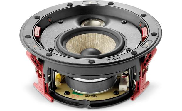 Focal 300 ICW 4 Shown with grille removed