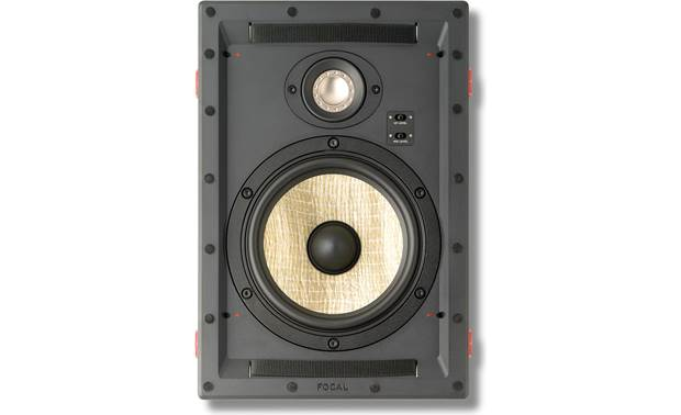 Focal 300 IW 6 Shown with grille removed