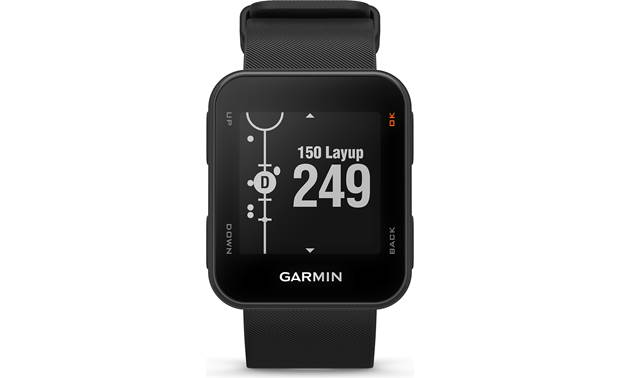 Garmin Approach® S10 Layup distances