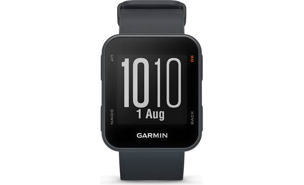 Garmin Approach® S10 Watch display