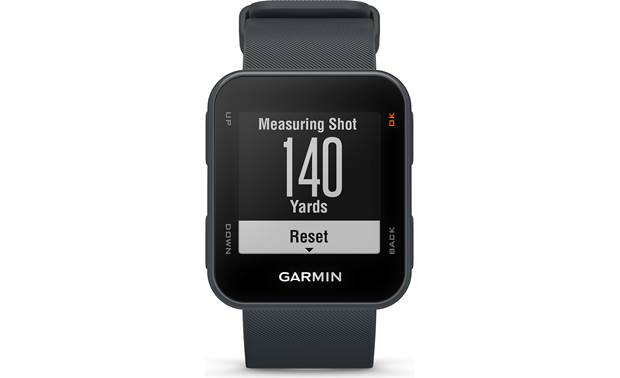 Garmin Approach® S10 Measure shot distance