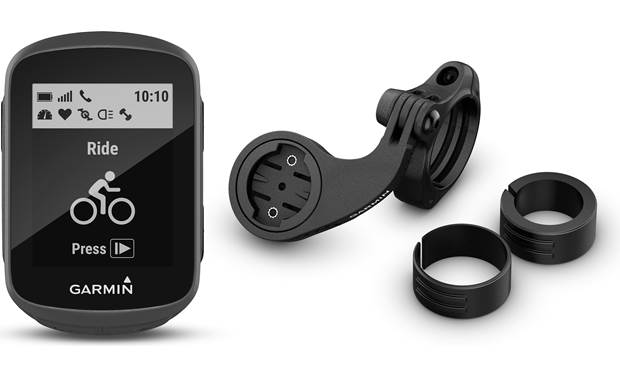 Garmin Edge 130 Mountain Bike Bundle This bundle includes a mountain bike mount