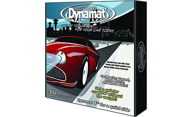 Dynamat SuperLite Front