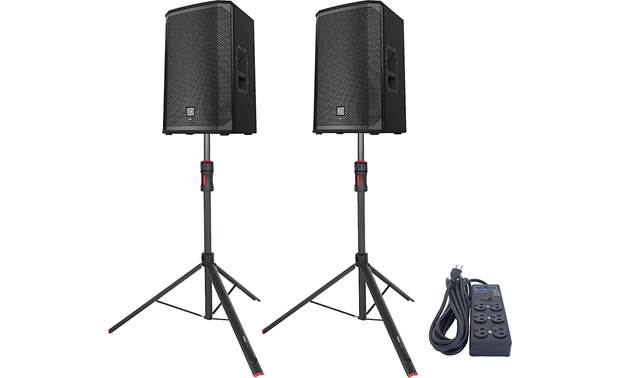 Electro-Voice EKX-12P Speaker Bundle Front