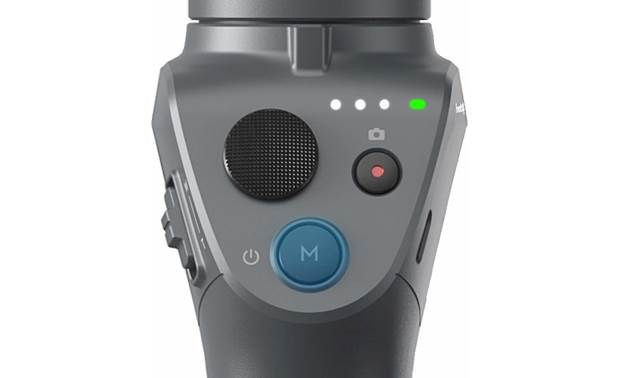 DJI Osmo Mobile 2 Assignable buttons