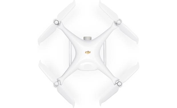 DJI Phantom 4 Pro V2.0 Quadcopter Top
