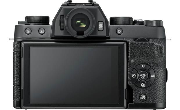 Fujifilm X-T100 (no lens included) Back