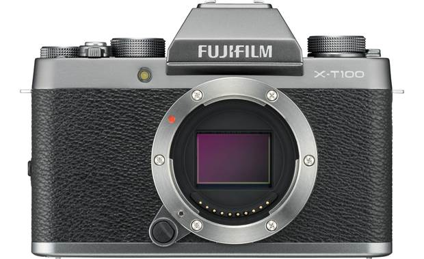 Fujifilm X-T100 (no lens included) Front
