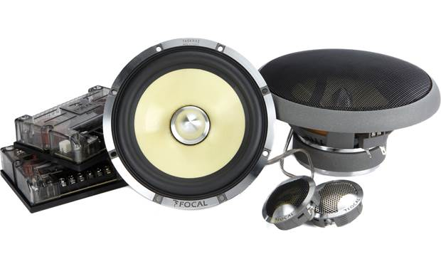 Focal k2 power 165krx2 6 12 component speaker system at focal k2 power 165krx2 front keyboard keysfo Choice Image