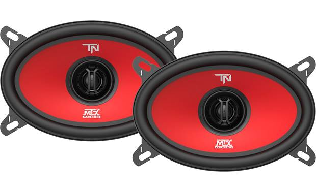 MTX Terminator46 Step up from factory sound with these Terminator Series speakers