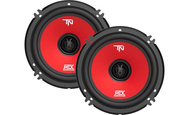 MTX Terminator6 Step up from factory sound with these Terminator Series speakers