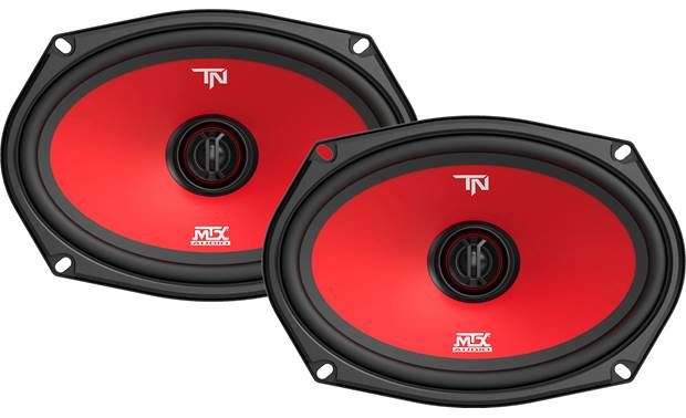 MTX Terminator69 Step up from factory sound with these Terminator Series speakers