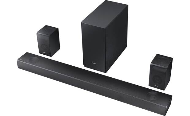 Samsung HW-N950 Subwoofer and rear speakers are wireless for flexible placement