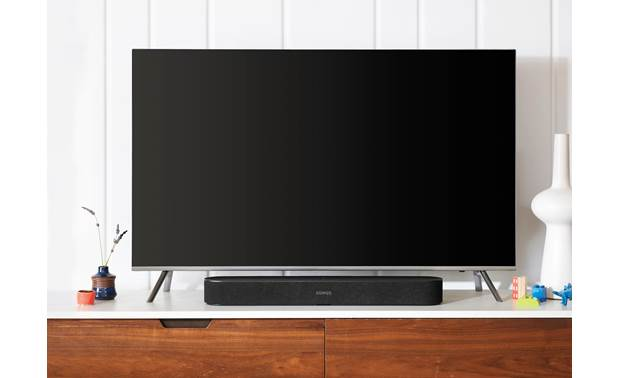 Sonos Beam 5.0 Home Theater System with Sonos One SL Speakers Sonos Beam - fits under most stand-mounted TVs (TV not included)