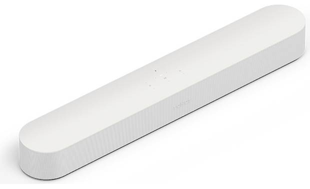 Sonos Beam White - left front