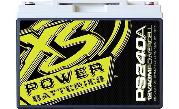 XS Power PS240A Front