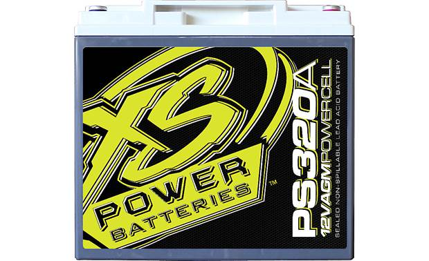XS Power PS320A Front
