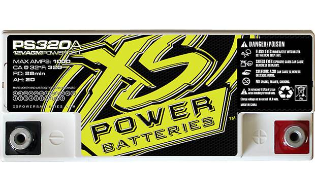 XS Power PS320A Other