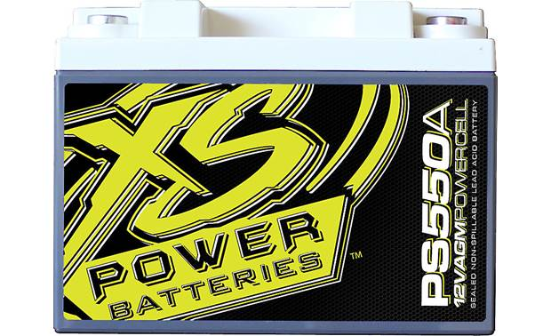 XS Power PS550A Front