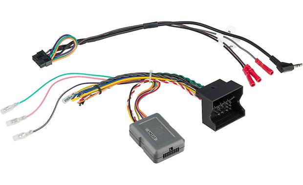 Scosche LMZ20 Wiring Interface Front