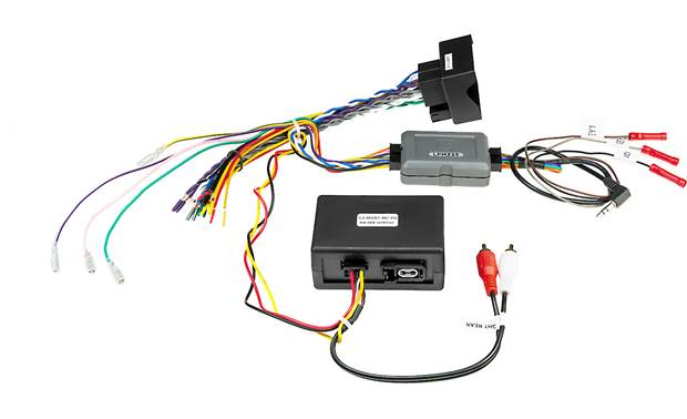 Scosche LPMZ25 Wiring Interface Front