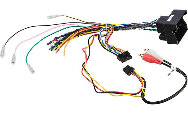 Scosche LPMZ25 Wiring Interface Other