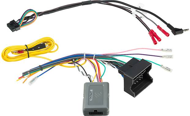 Scosche LPMZ45 Wiring Interface Front