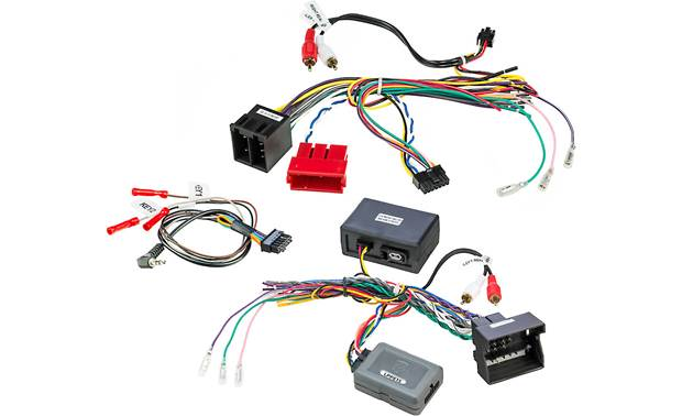 Scosche LPPE15 Wiring Interface Front
